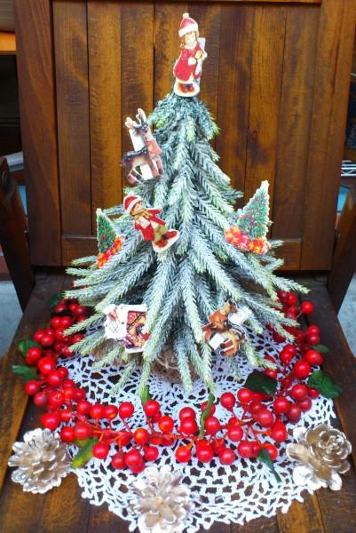 クリスマス ミニ ツリー